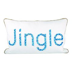 Pomeroy ''Jingle'' Oblong Throw Pillow