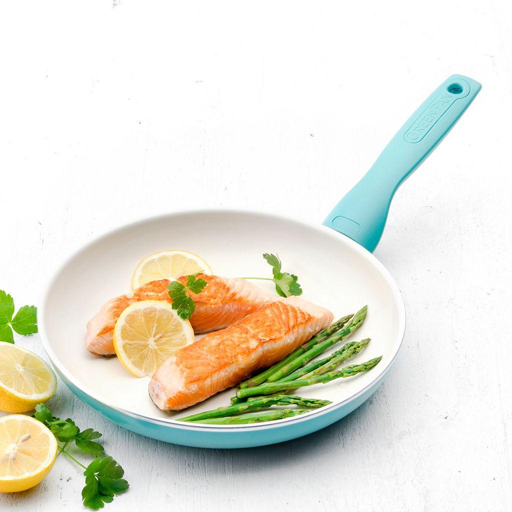 GreenPan Rio 12-pc. Ceramic Nonstick Cookware Set