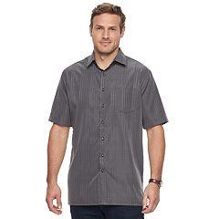Big & Tall Croft & Barrow® Signature Microfiber Button-Down Shirt