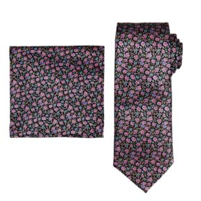 Men's Batik Bay Tie & Pocket Square
