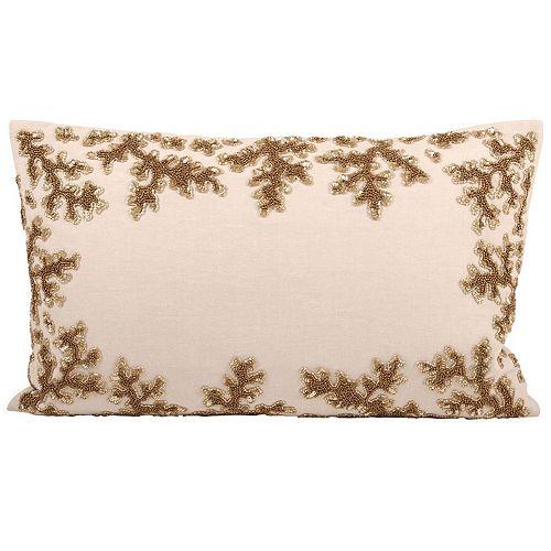 Pomeroy Autumn Shimmer Oblong Throw Pillow