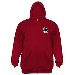 Big & Tall St. Louis Cardinals Fleece Hoodie