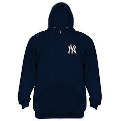 Big & Tall New York Yankees Fleece Hoodie