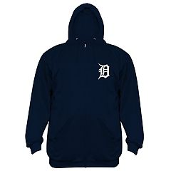 Big & Tall Detroit Tigers Fleece Hoodie