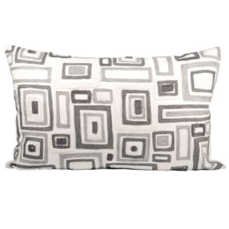 Pomeroy Mondrian Oblong Throw Pillow