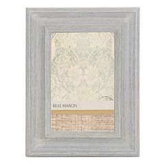 Belle Maison Distressed Light Gray Frame