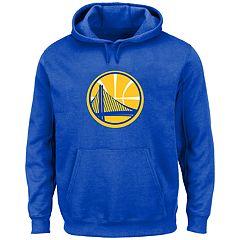Big & Tall Golden State Warriors Pullover Fleece Hoodie