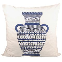 Pomeroy Classique Vase Throw Pillow