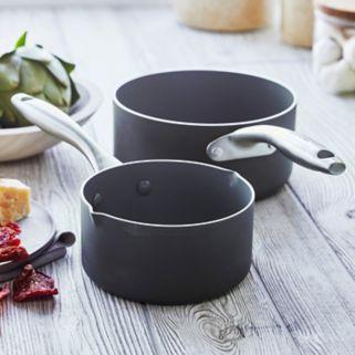 GreenPan Lima 2-pc. Ceramic Nonstick Saucepan Set