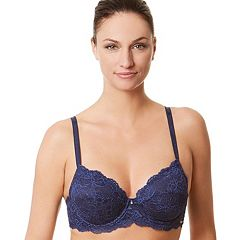 Montelle Intimates Bra: Noblesse Lace Full-Coverage Full-Figure Bra 9022