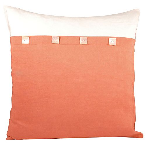Pomeroy Maris Linen Throw Pillow