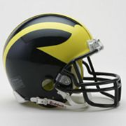 University of Michigan Mini Replica Helmet
