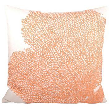 Pomeroy Reefcrest Linen Throw Pillow