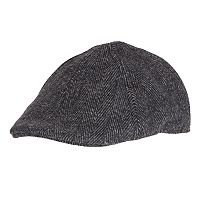 Men's Levi's® Herringbone Flat Top Ivy Cap