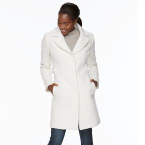 Women's Gallery Wool Blend Coat
