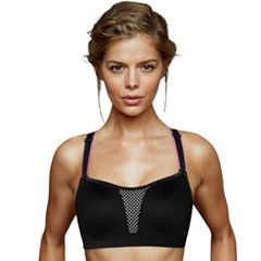 Maidenform Sport Bras: Ultimate Underwire Medium-Impact Sports Bra DM7989