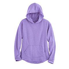 Girls 7-16 SO® Varsity Fleece Hoodie
