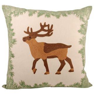 Pomeroy Elk Throw Pillow