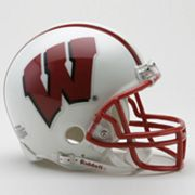 University of Wisconsin Mini Replica Helmet