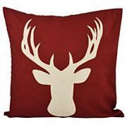 Pomeroy Deer Throw Pillow