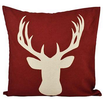 Pomeroy Deer Throw Pillow