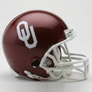 University of Oklahoma Mini Replica Helmet