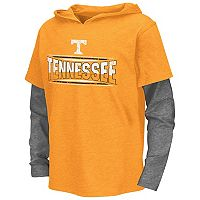 Boys 8-20 Campus Heritage Tennessee Volunteers Patrol Mock-Layer Tee