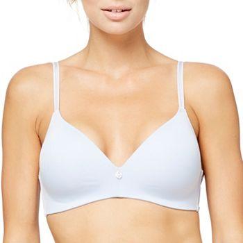 e7dd875163d51 Montelle Intimates Bra  Wire-Free Convertible Full-Figure T-Shirt Bra 9017