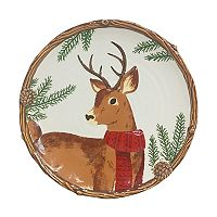 St. Nicholas Square® Lodge Salad Plate