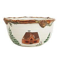 St. Nicholas Square® Lodge Cereal Bowl