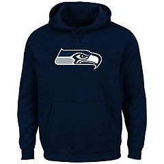 Big & Tall Seattle Seahawks Pullover Fleece Hoodie