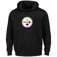 Big & Tall Pittsburgh Steelers Pullover Fleece Hoodie