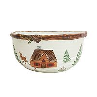 St. Nicholas Square® Lodge Serving Bowl