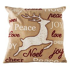 Pomeroy Tidings Throw Pillow