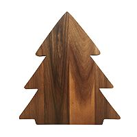 St. Nicholas Square® Lodge Tree-Shaped Cutting Board