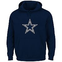 Big & Tall Dallas Cowboys High Definition Pullover Hoodie