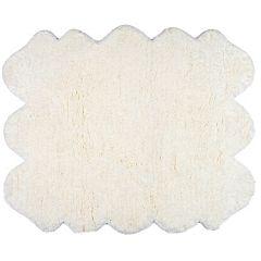 nuLOOM Sexto Pelt Faux Sheepskin Solid Shag Rug - 4'9'' x 6'