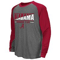Boys 8-20 Campus Heritage Alabama Crimson Tide Jet Tee