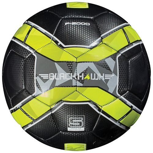 Franklin Sports Size 5 Blackhawk Soccer Ball