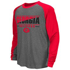 Boys 8-20 Campus Heritage Georgia Bulldogs Jet Tee
