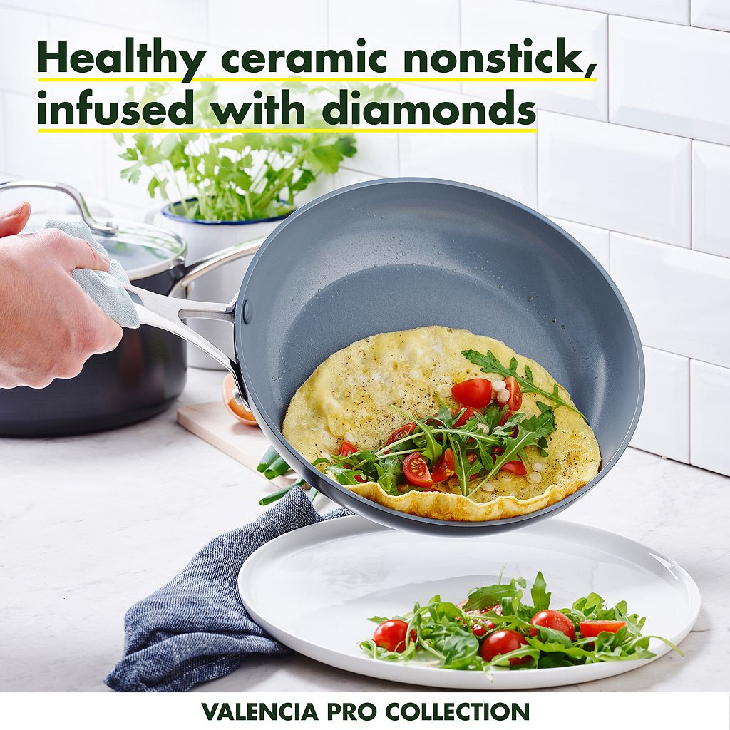 GreenPan Valencia Pro 4.5-qt. Ceramic Nonstick Sauté Pan