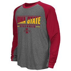 Boys 8-20 Campus Heritage Iowa State Cyclones Jet Tee