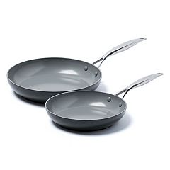 GreenPan Valencia Pro Ceramic Nonstick Frypan Set