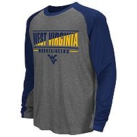 Boys 8-20 Campus Heritage West Virginia Mountaineers Jet Tee