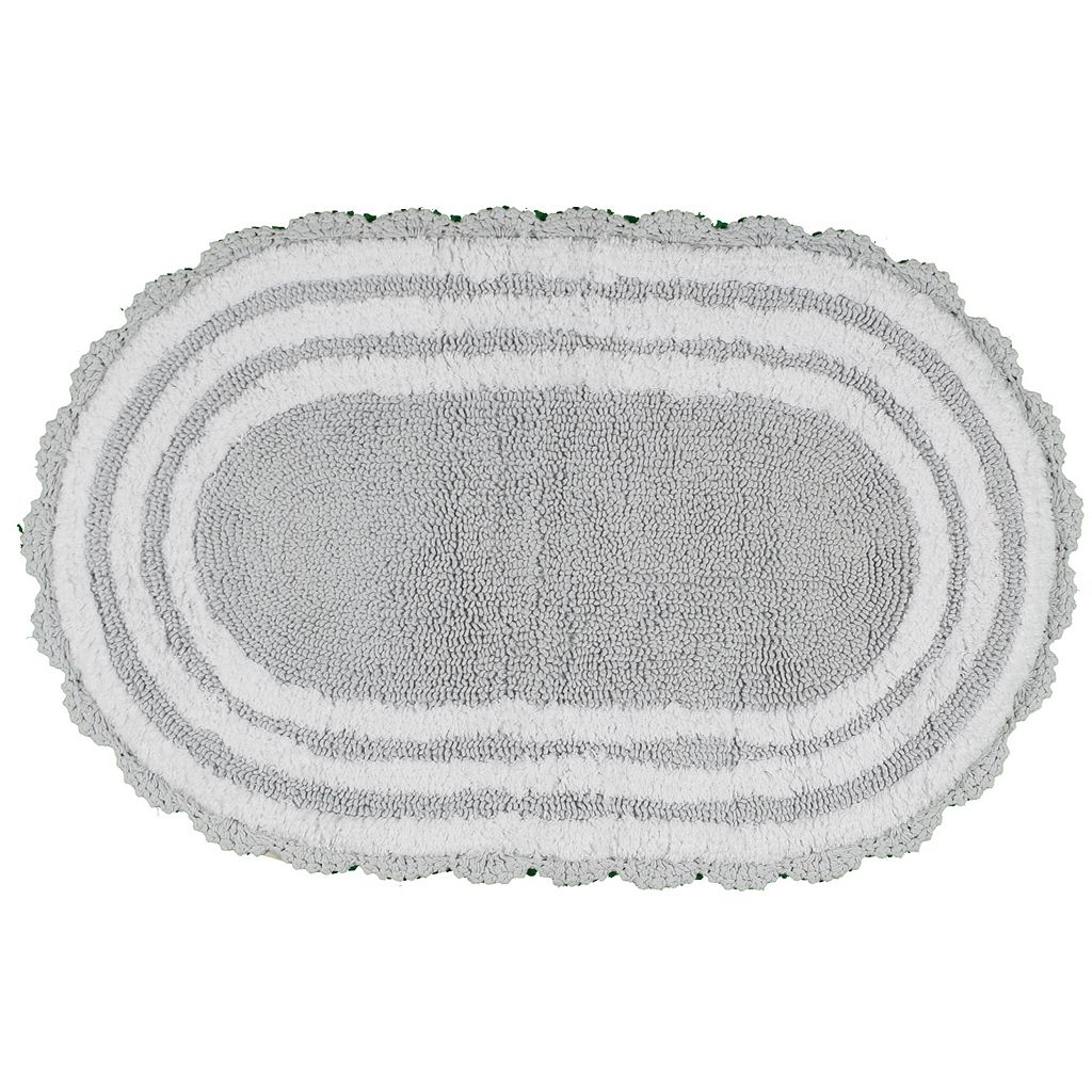 Madison Park Chelsea Cotton Bath Rug