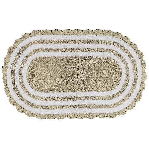 Madison Industries Chelsea Cotton Bath Rug