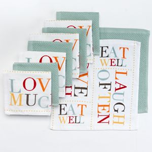 The Big One® Eat Well Dishcloths 10-pk.