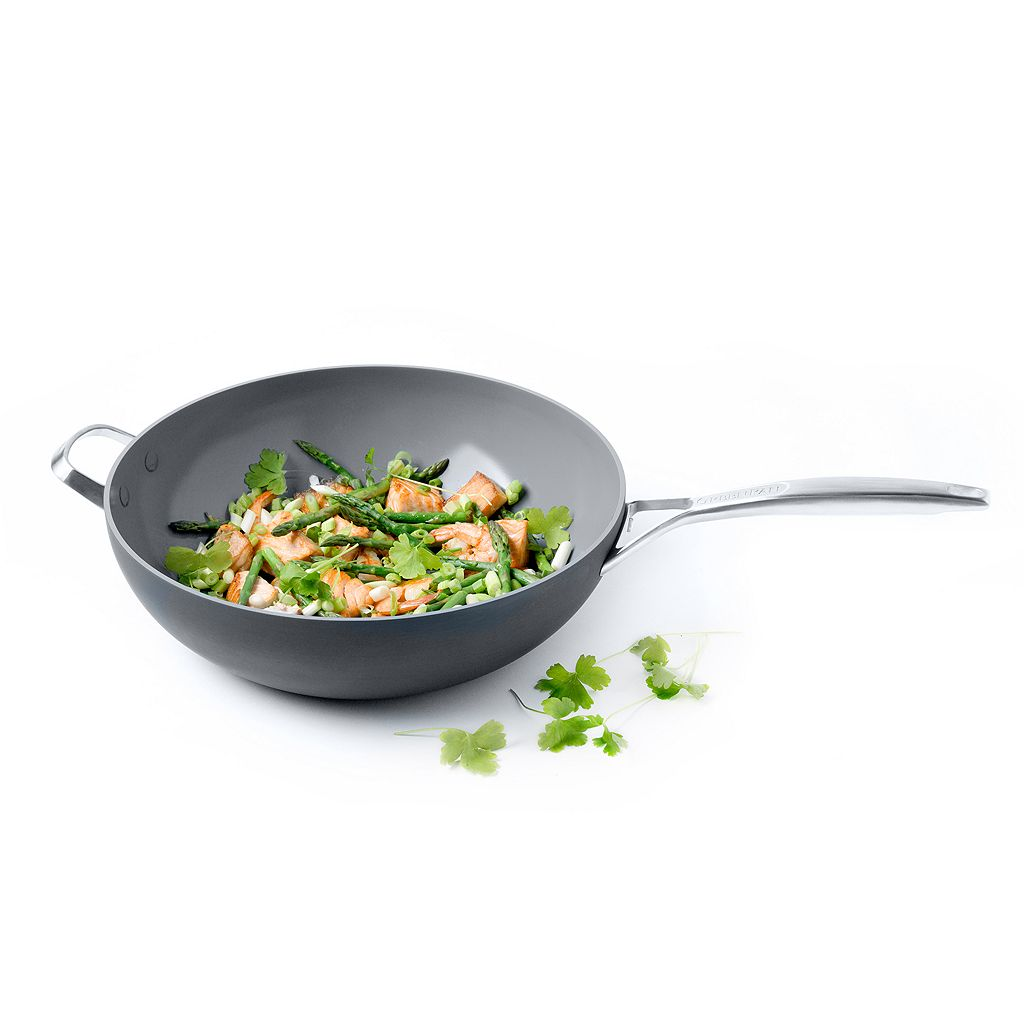 GreenPan Paris Pro 12.5-in. Ceramic Nonstick Wok