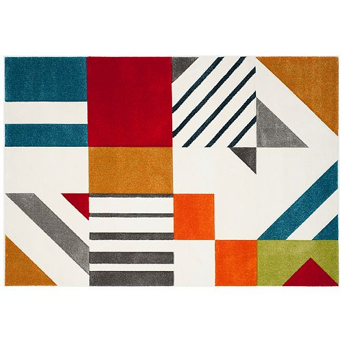 Safavieh Hollywood Gable Geometric Rug