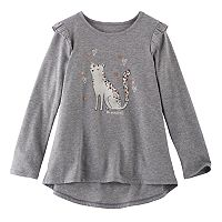 Girls 4-10 Jumping Beans® Ruffle Swing Tunic